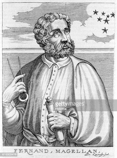Ferdinand Magellan or Fernao Magalhaes in Portuguese set out to circumnavigate the globe for Spain He brought his expedition through uncharted waters...