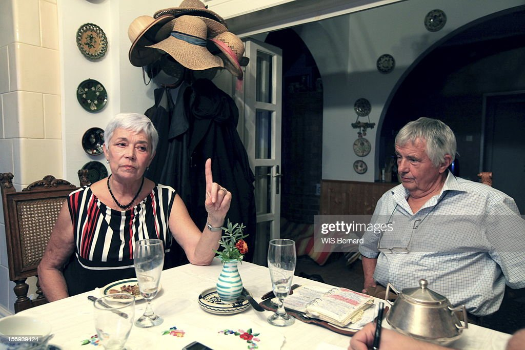 ferenc rady and cilla rady the parents of the late kristina news photo getty images. Black Bedroom Furniture Sets. Home Design Ideas