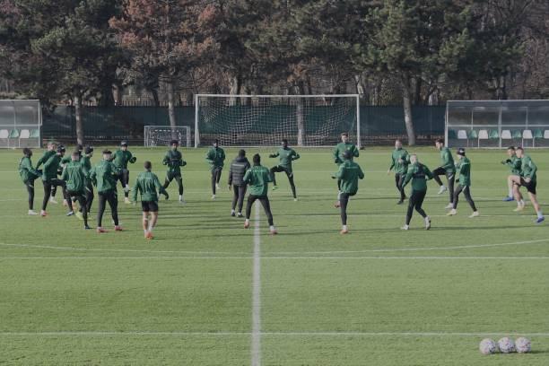 HUN: Ferencvaros Budapest v FC Barcelona: Group G - UEFA Champions League