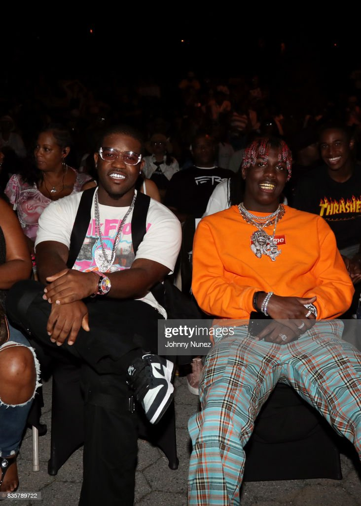 Ferg and Lil Yachty attend the 'I Am Not Your Negro' And A$AP Ferg: Where Stars Are Born' New York Screening on August 19, 2017 in New York City.
