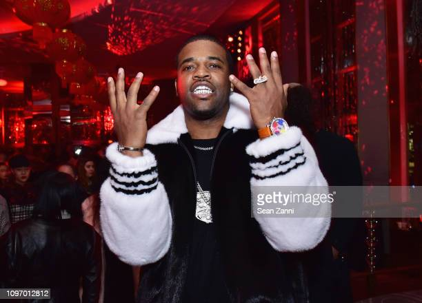 Ferg attends Alex Wang's Big Trouble In Little China At The Rainbow Room Powered by Cash App on February 9 2019 at The Rainbow Room in New York City