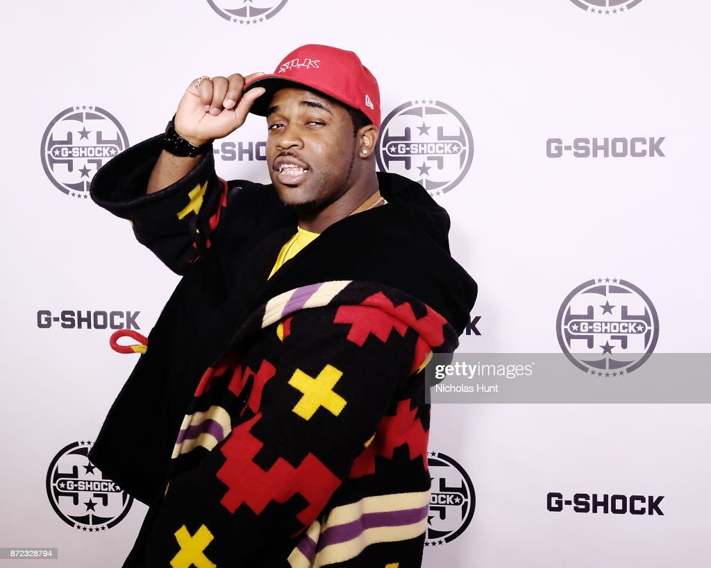 Ferg attends the G-Shock 35th Anniversary Celebration at The Theater at Madison Square Garden on November 9, 2017 in New York City.