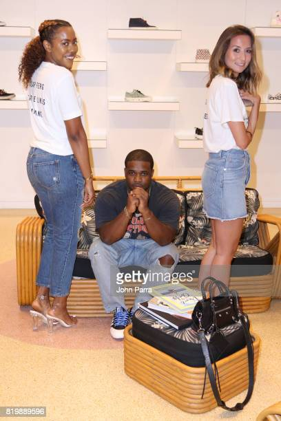 Ferg attends The Webster Celebrates Exclusive Launch Of A$AP Ferg X AGOLDE Collection at The Webster on July 20 2017 in Miami Florida