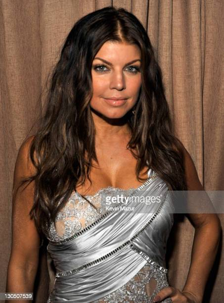 Fergie at the 52nd Annual GRAMMY Awards Salute To Icons Honoring Doug Morris held at The Beverly Hilton Hotel on January 30 2010 in Beverly Hills...