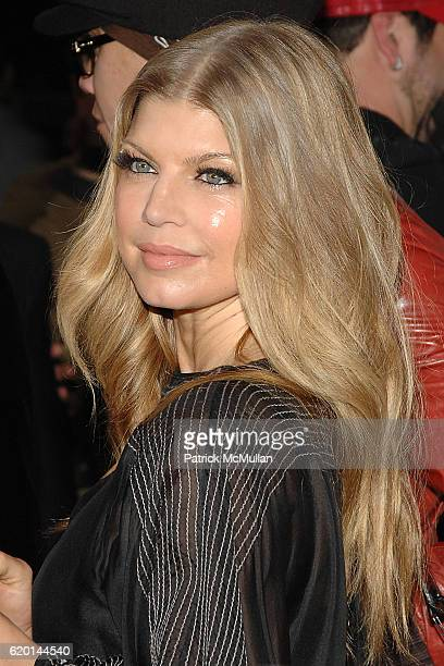 Fergie attends 4th Annual Peapod Foundation Benefit Concert at Avalon on February 7 2007 in Hollywood CA