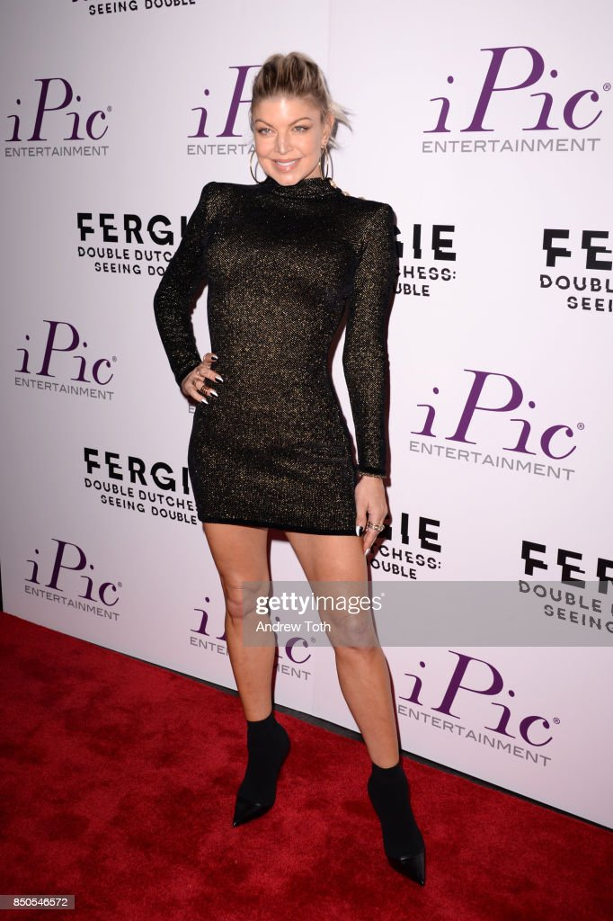 """Fergie Double Dutchess: Seeing Double the Visual Experience"" One-Night Premiere"