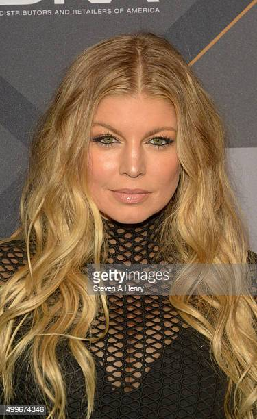 Fergie attends the 29th FN Achievment Awards at the IAC Headquarters on December 2 2015 in New York City