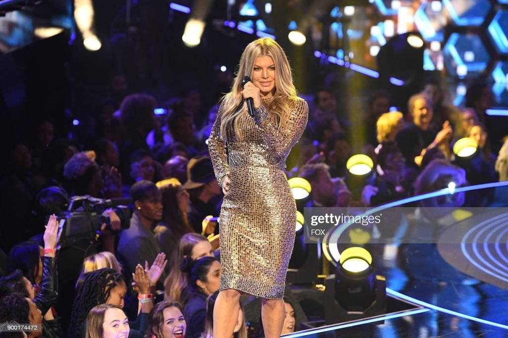 Fergie in the Week One two-hour series premiere episode of FOXs all-new singing competition series,