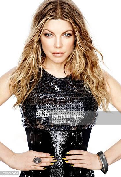 Fergie of Black Eyed Peas
