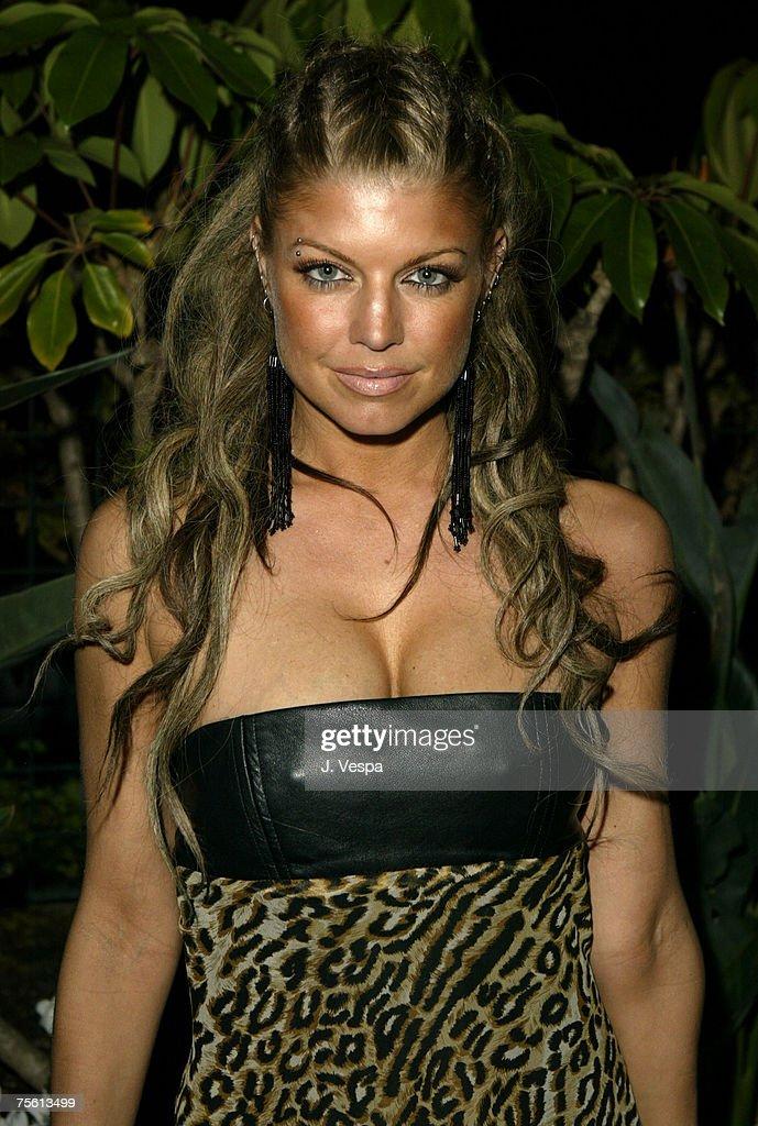 Fergie black eyed peas topless #3