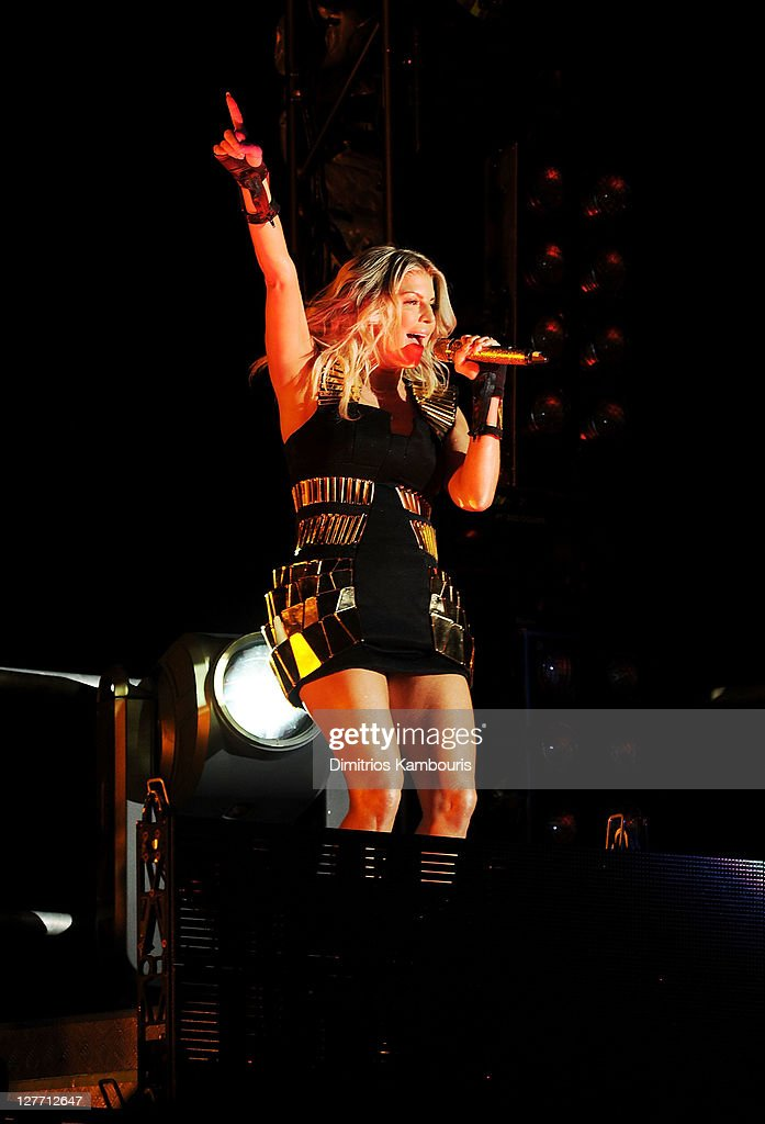 """CHASE Presents The Black Eyed Peas and Friends """"Concert 4 NYC"""" Benefiting the Robin Hood Foundation - Show : ニュース写真"""