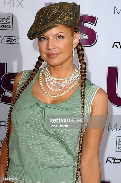 Fergie of the Black Eyed Peas
