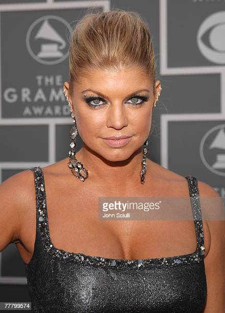 Fergie of the Blacked Eyed Peas