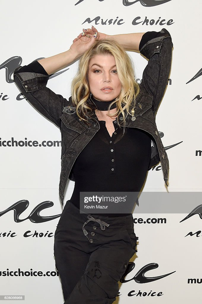 Fergie Visits Music Choice