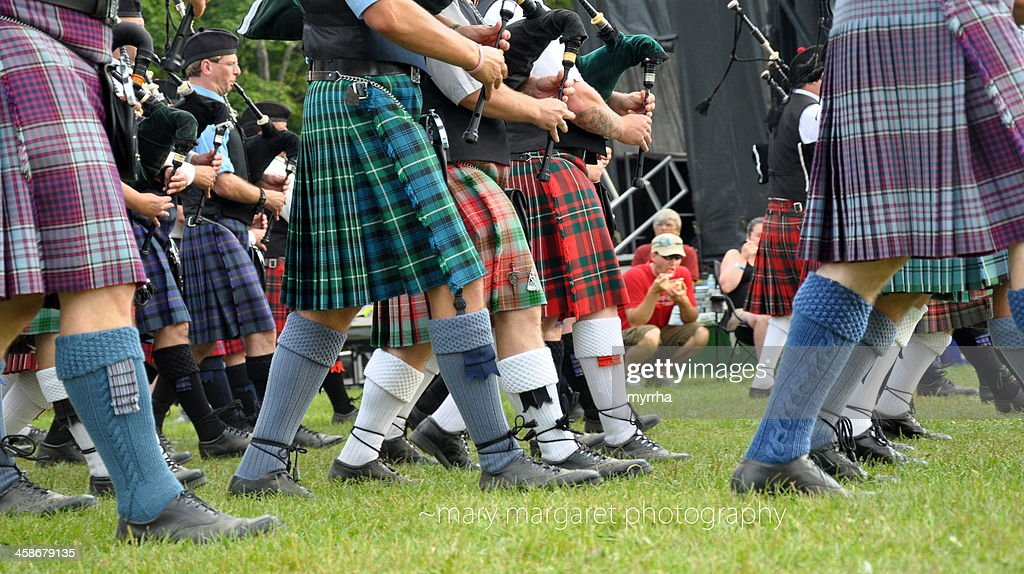 Fergus Scottish Festival and Highland Games : Stock Photo