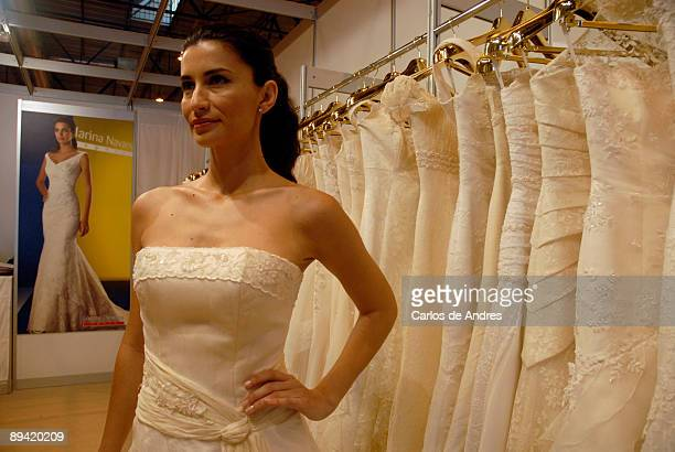 IFEMA Feria de madrid Madrid Puerta de Europa Encuentro Internacional de Moda Nupcial Corporate Event of Bridal Gowns Groom´s Fashion Evening Dress...
