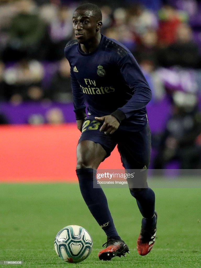 Real Valladolid v Real Madrid - La Liga Santander : Nachrichtenfoto