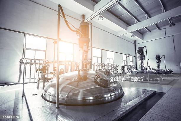 fermentation factories - brewery stock pictures, royalty-free photos & images