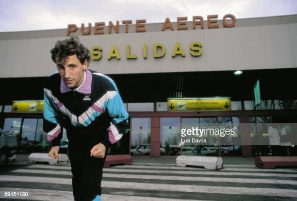 Fermin Cacho athlete
