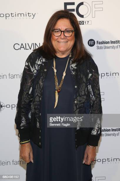 Fern Mallis attends the 2017 Future of Fashion runway show at the Fashion Institute of Technology on May 8 2017 in New York City