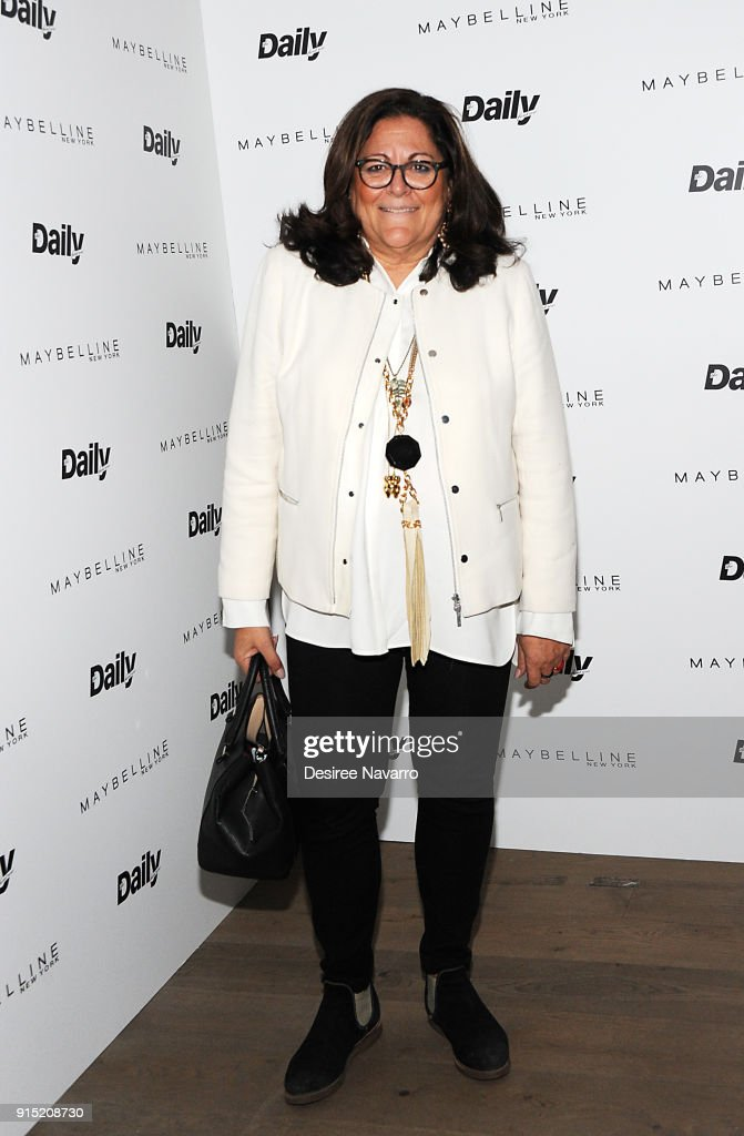 Fern Mallis attends the Daily Front Row's 15th Anniversary Celebration on February 6, 2018 in New York City.