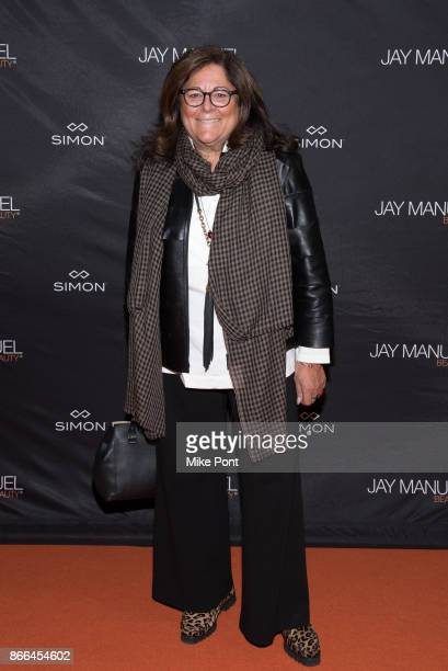 Fern Mallis attends the Jay Manuel Beauty x Simon launch event at Highline Stages on October 25 2017 in New York City
