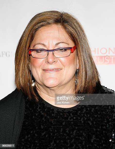 Fern Mallis attends the Pier 59 Studios 15th anniversary party at Pier 59 Studios on February 12 2010 in New York City