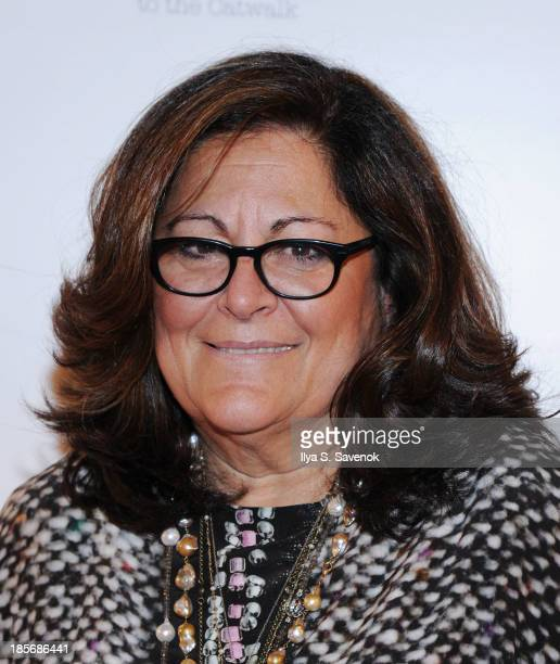 Fern Mallis attends the VIP reception and viewing for The Fashion World of Jean Paul Gaultier From the Sidewalk to the Catwalk at the Brooklyn Museum...