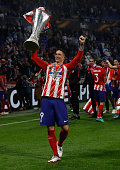 lyon france fernanado torres athletico madrid