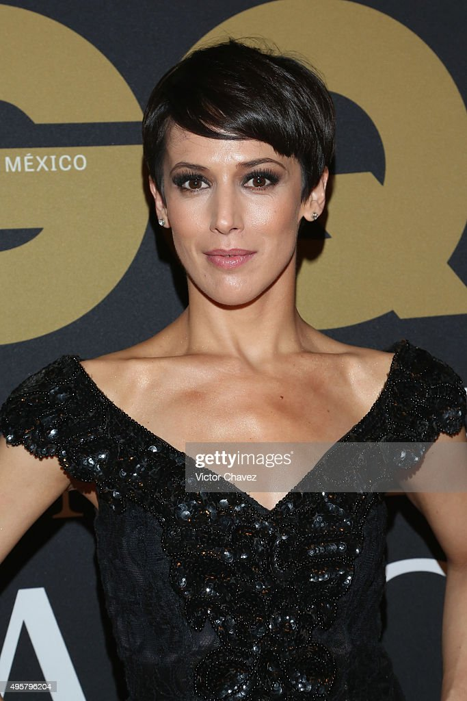 Fernanda Borches Attends The Gq Mexico Men Of The Year 2015