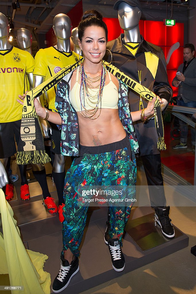 Puma Hosts Pre-DFB Cup Final Celebrity Event : Nachrichtenfoto