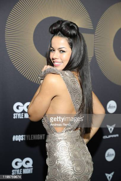 Fernanda Brandao attends the GQ Style Night during Berlin Fashion Week Autumn/Winter 2020 at BRICKS Berlin on January 15, 2020 in Berlin, Germany.