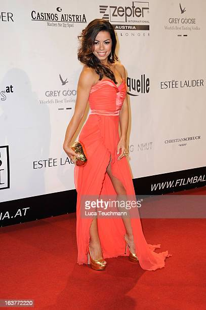 Fernanda Brandao attends the Orange Filmball 2013 at Vienna City Hall on March 15 2013 in Vienna Austria