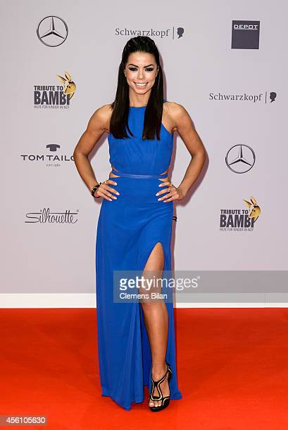 Fernanda Brandao attends the Tribute To Bambi 2014 at Station on September 25 2014 in Berlin Germany