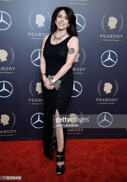 Fernanda Fisher attends the 78th Annual Peabody Awards at Cipriani Wall Street on May 18 2019 in New York City