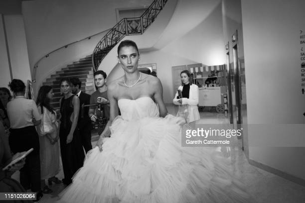 Fernanda Liz at the Hotel Martinez during the 72nd annual Cannes Film Festival on May 22 2019 in Cannes France