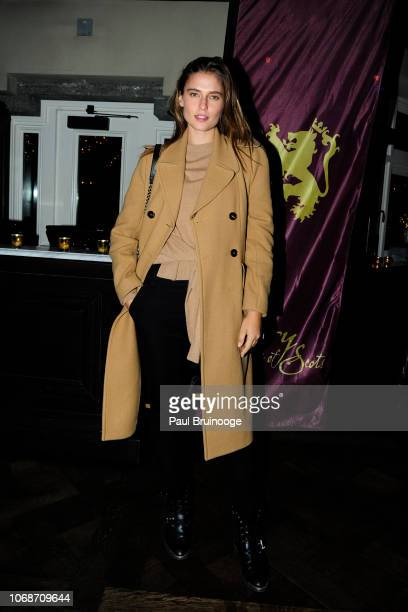 Fernanda Liz attends Focus Features Hosts The After Party For Mary Queen of Scots at Tavern On The Green on December 4 2018 in New York City