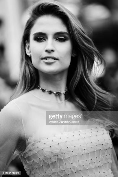 Fernanda Liz attends the screening of Le Belle Epoque during the 72nd annual Cannes Film Festival on May 20 2019 in Cannes France