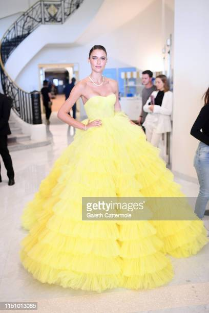 Fernanda Liz seen during the 72nd annual Cannes Film Festival at on May 22 2019 in Cannes France