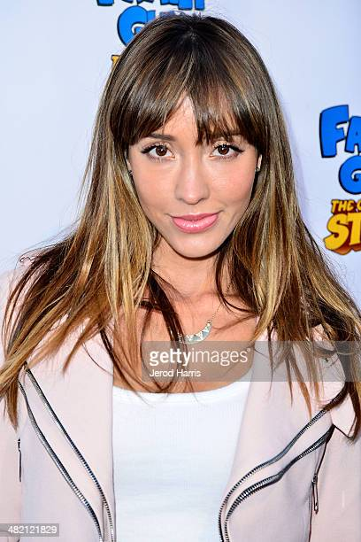 Fernanda Romero attends the Launch Party for the 'Family Guy' Game at the Happy Ending Bar Restaurant on April 2 2014 in Hollywood California