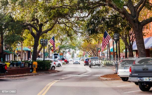 Fernandina Beach, Amelia Island, Florida.