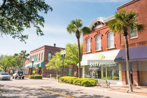 Fernandina Beach Main Street Easter Sunday Amelia Island Florida