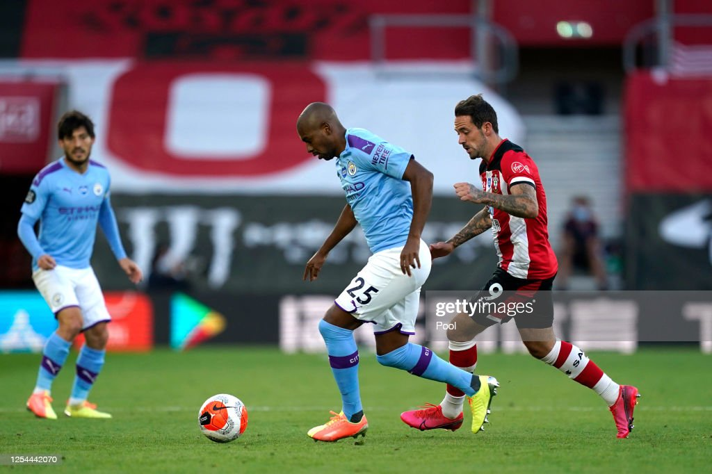 Southampton FC v Manchester City - Premier League : ニュース写真