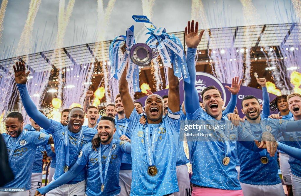 Manchester City v Everton - Premier League : Nyhetsfoto