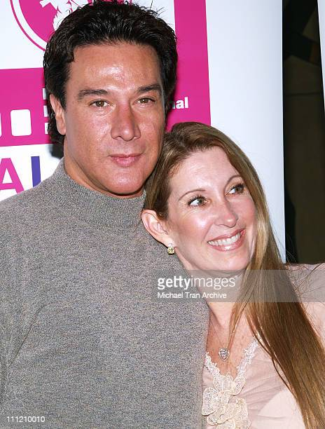 Fernando Allende and Maria Allende during Yellow Screening at the Los Angeles Latino International Film Festival 2006 at Egyptian Theater in...