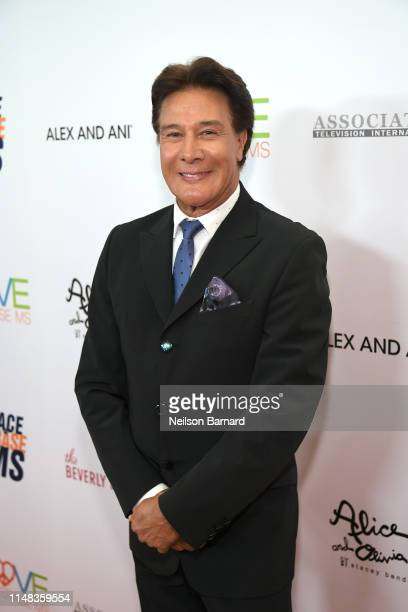 Fernando Allende attends the 26th annual Race to Erase MS on May 10 2019 in Beverly Hills California