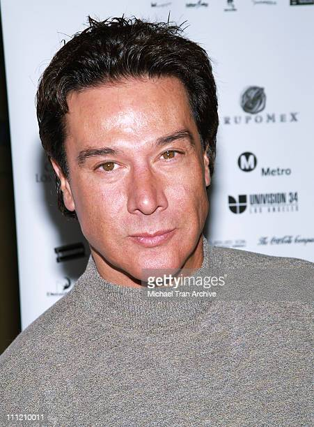 Fernando Allende during Yellow Screening at the Los Angeles Latino International Film Festival 2006 at Egyptian Theater in Hollywood California...