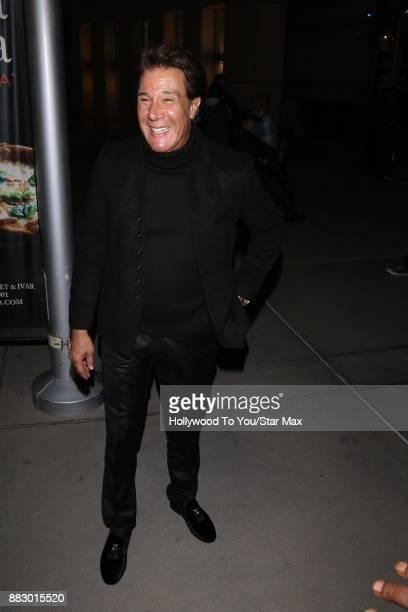Fernando Allende is seen on November 29 2017 in Los Angeles CA