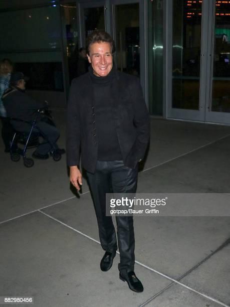 Fernando Allende is seen on November 29 2017 in Los Angeles California