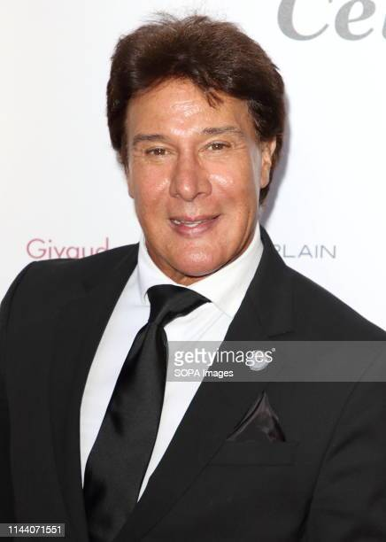 Fernando Allende seen during the Fragrance Foundation Awards 2019 at The Brewery Chiswell Street in London